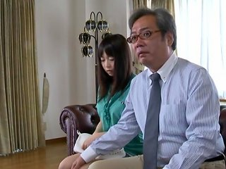 Ketsu Azuchi Is Drilled By This Guy As You Hear Her Moan