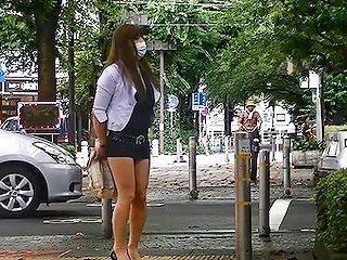 Jap Cd Pantyhose Public Exhibitionism