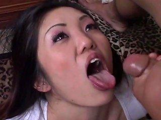 Cum Get Some Asian Cumshots X