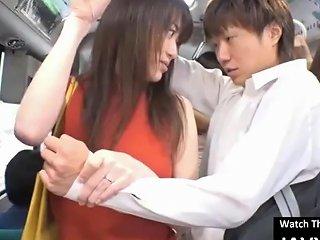Hot Asian Teen Fucked In Public