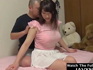 Japanese Teen Wants Daddys Dick